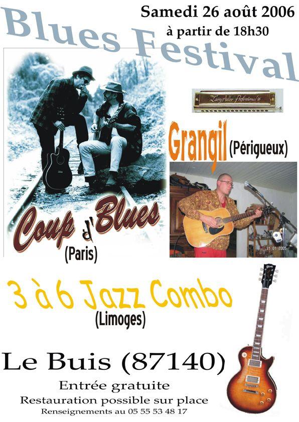 Buis Blues Festival 2006