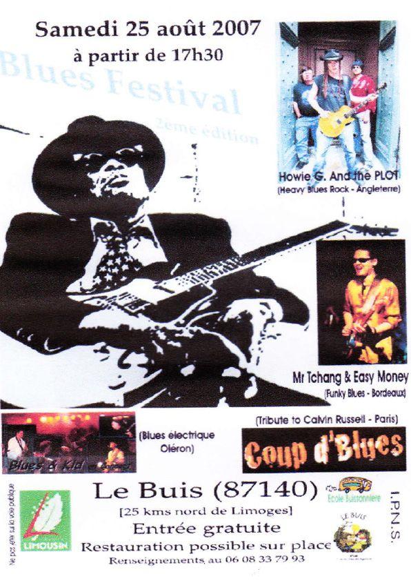 Buis Blues Festival 2007