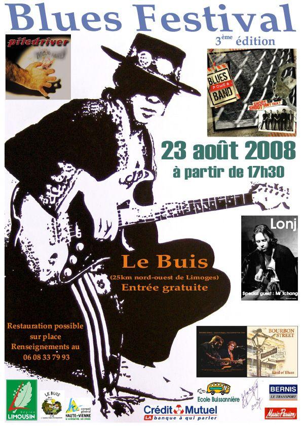Buis Blues Festival 2008