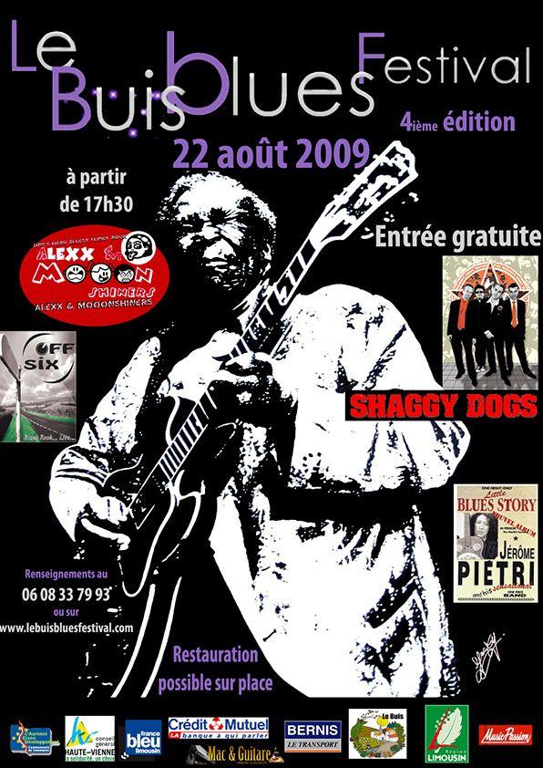 Buis Blues Festival 2009