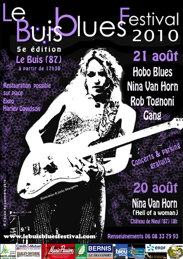 Buis Blues Festival 2010