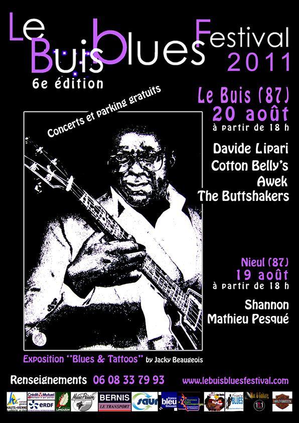 Buis Blues Festival 2011