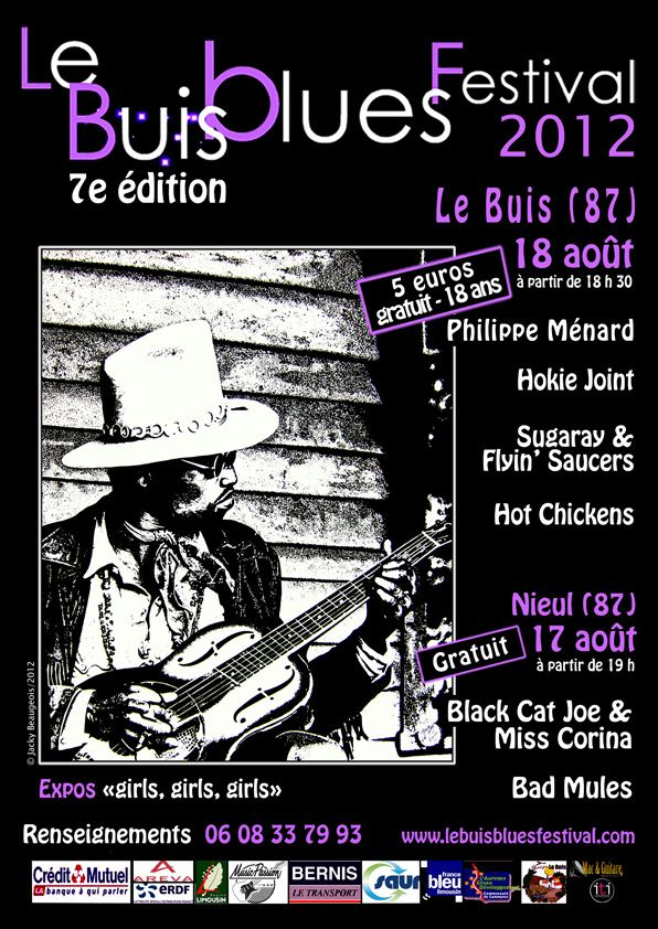 Buis Blues Festival 2012