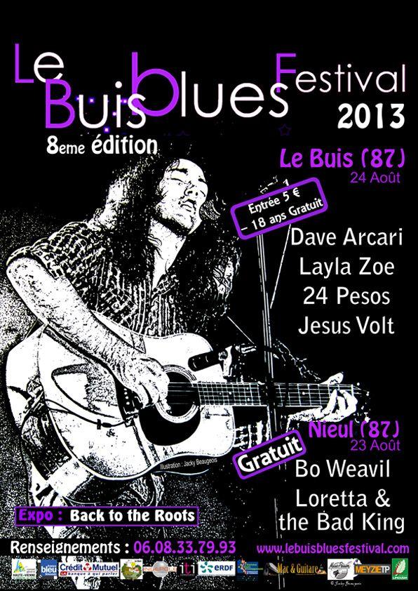Buis Blues Festival 2013