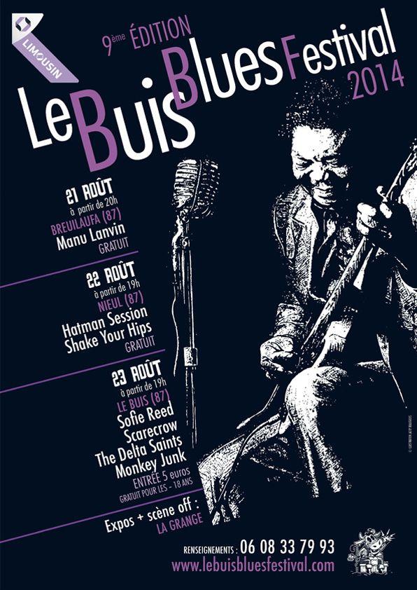 Buis Blues Festival 2014