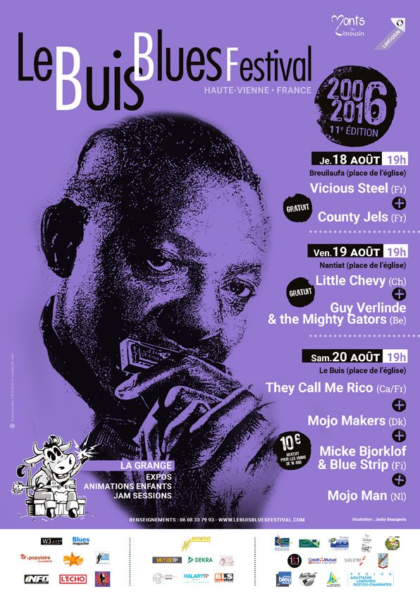 Buis Blues Festival 2016