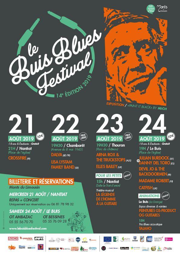 Buis Blues Festival 2019