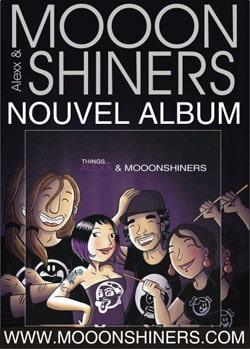Alexx & the MoOonshiners - 2009 - Artistes BBF