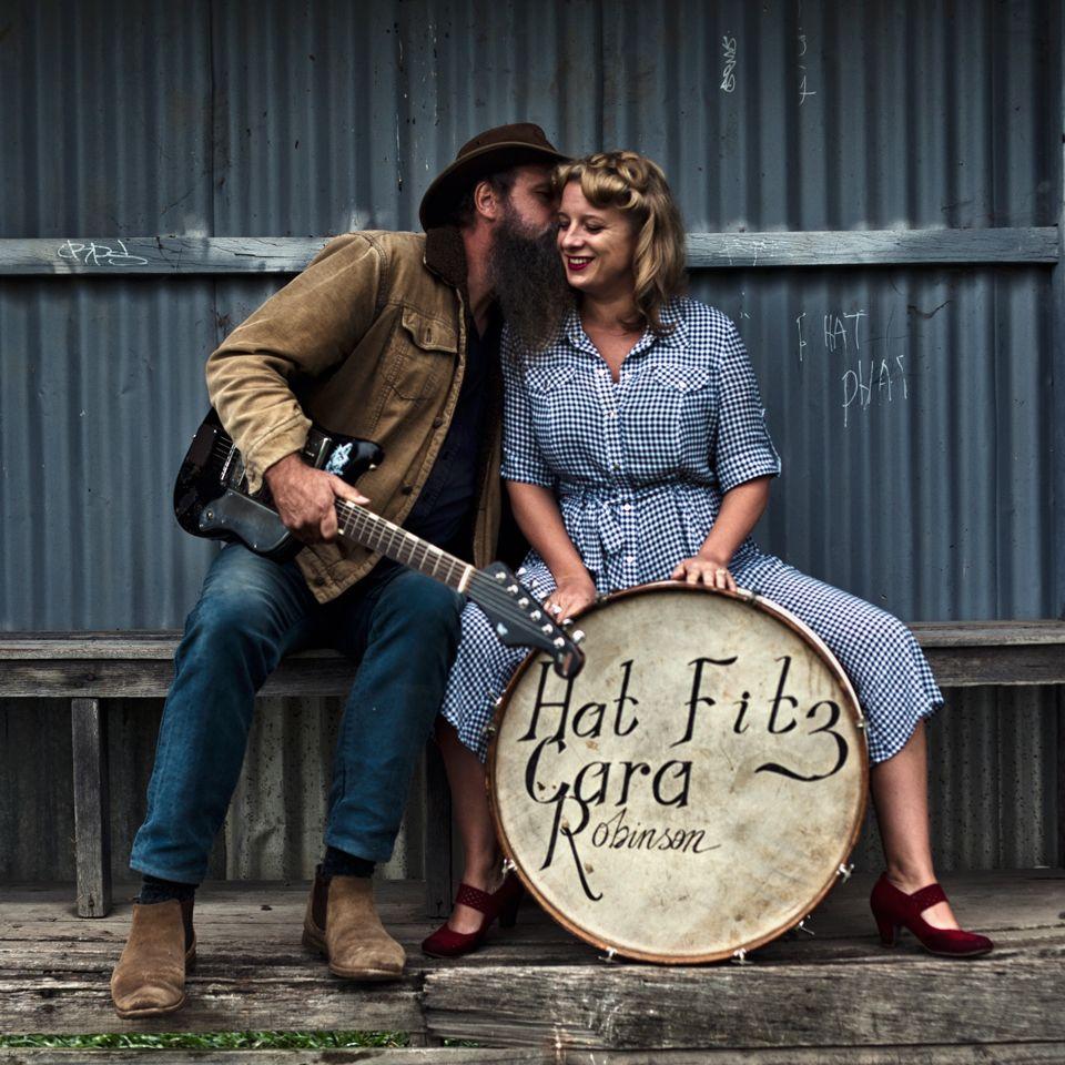 Hat Fitz & Cara Robinson - Le Buis Blues Festival 2017